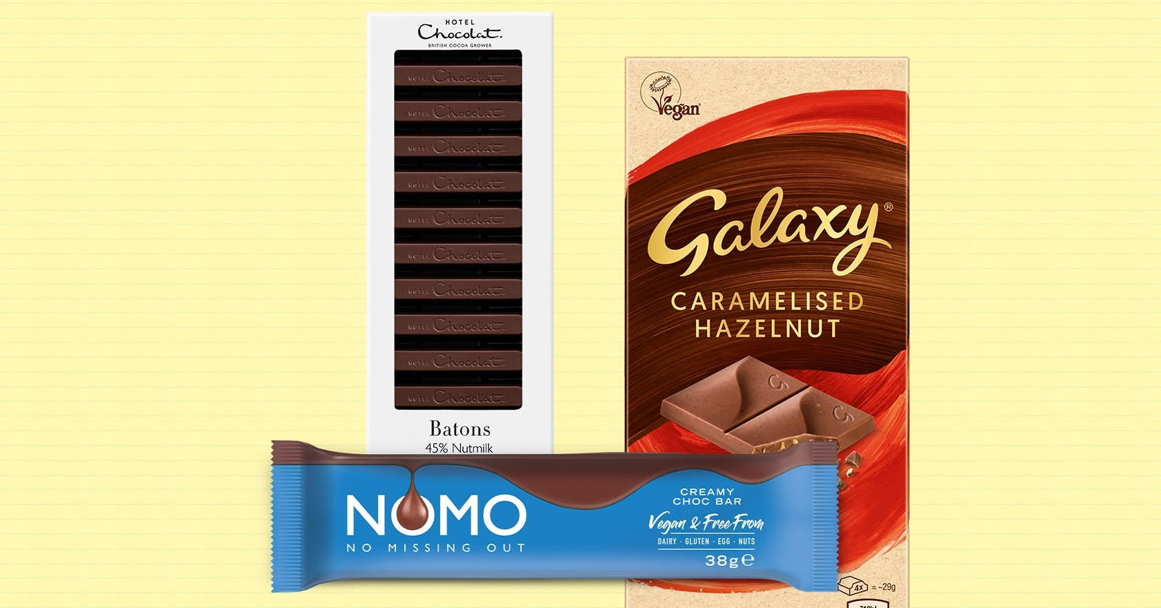 Vegan Chocolate Bars The Best Dark And Milk Choc Alternatives