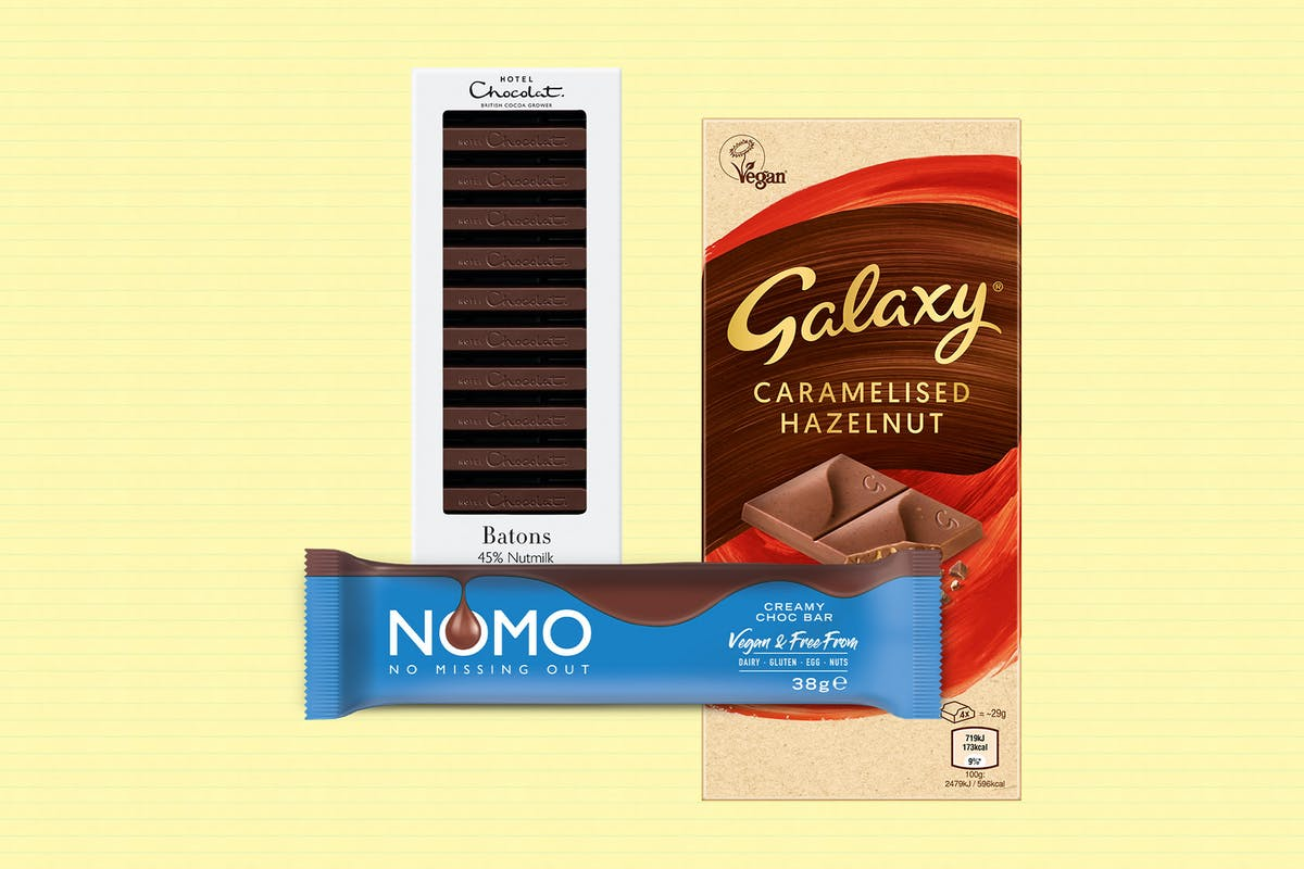 The UK's best vegan chocolate bars, as ranked by vegans and non-vegans