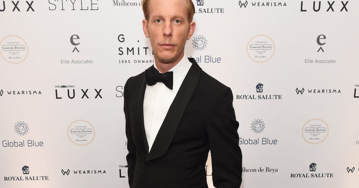 "Laurence Fox broke up with ""too woke"" girlfriend for supporting Christine Blasey Ford"