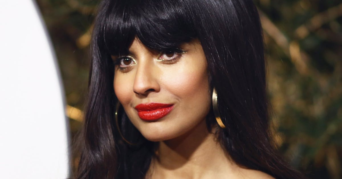 Jameela Jamil just highlighted the hypocrisy in this common anti-abortion argument