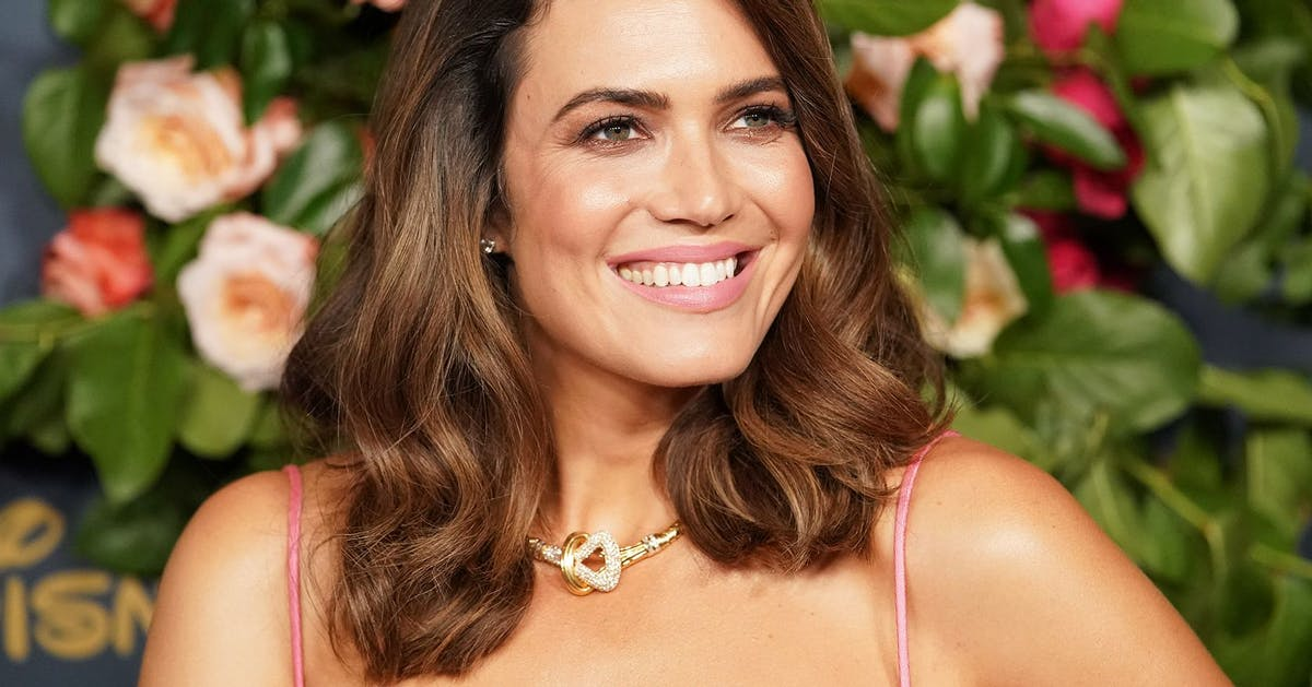 Mandy Moore is dismantling the myth of perfection