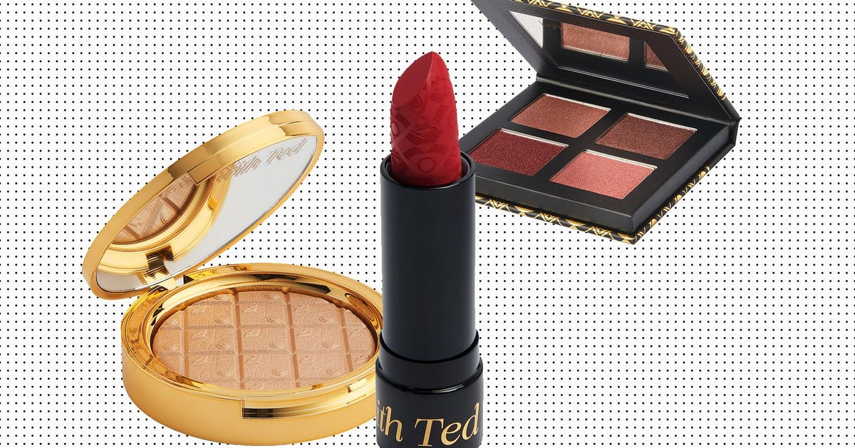 Ted Baker is launching a makeup line... and it's not what you'd expect