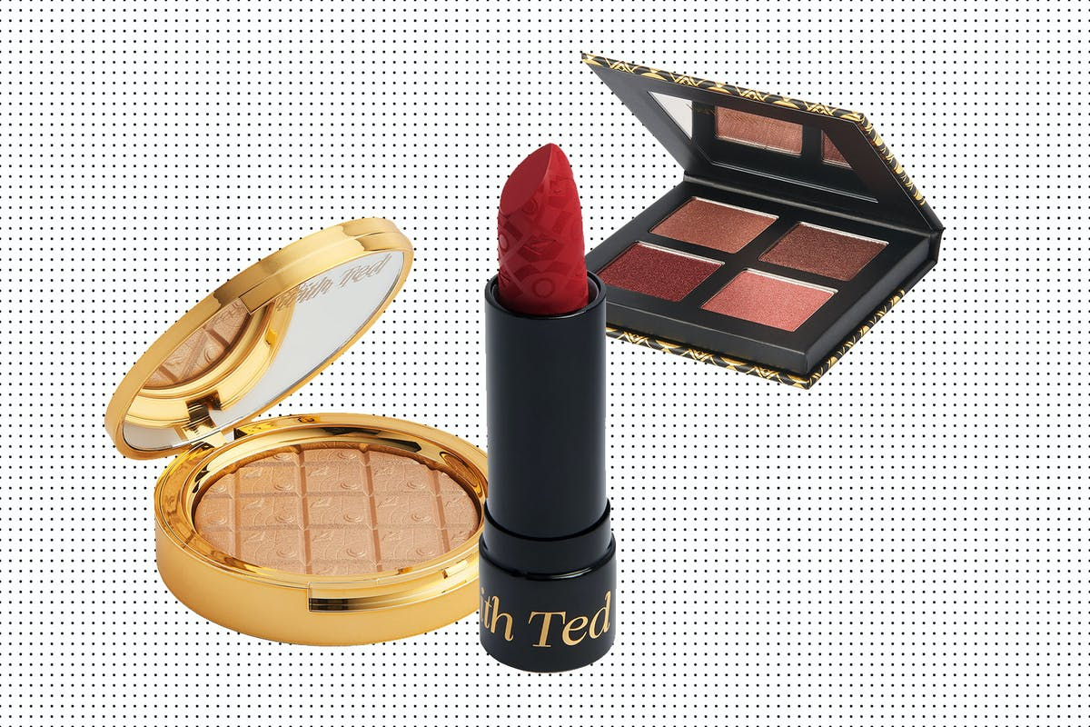 With Ted makeup collection by Ted Baker