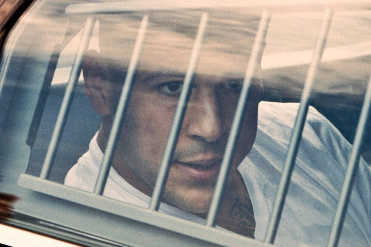 the mind of Aaron Hernandez Killer inside still