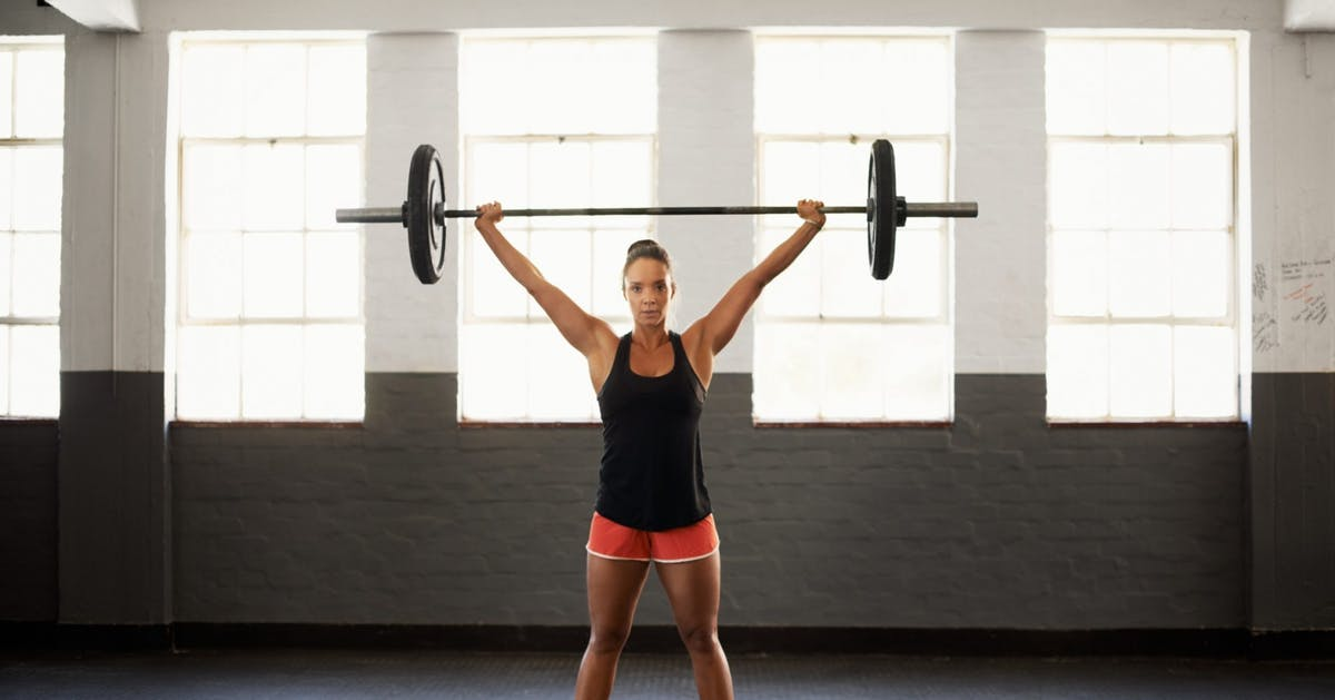 Why lifting heavy is good for all Womankind