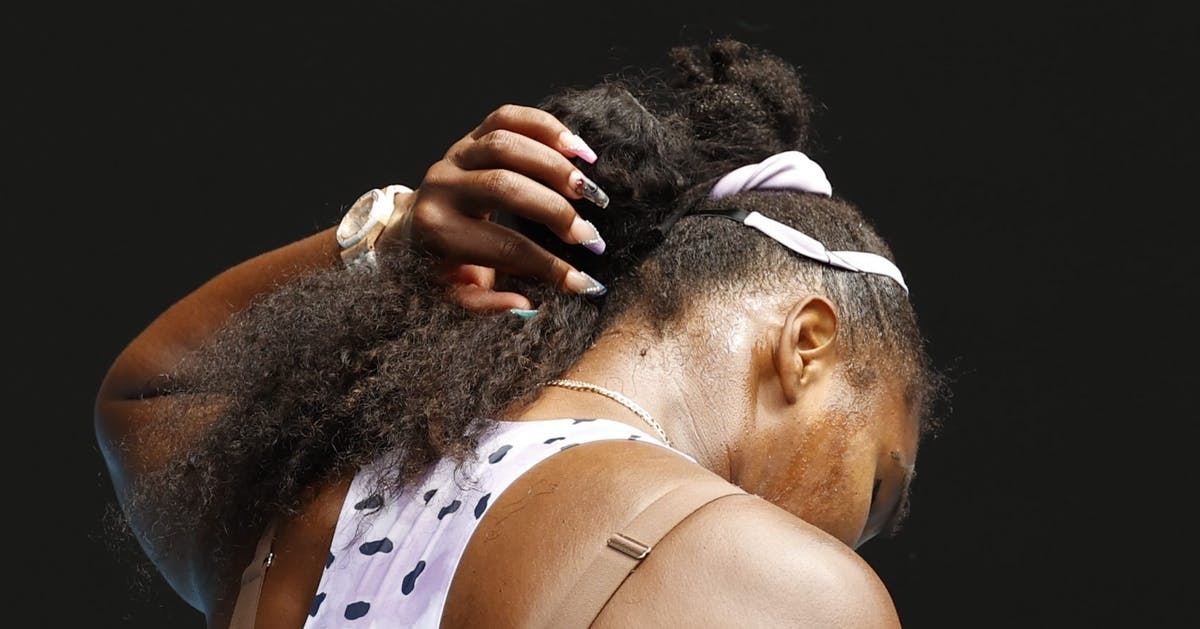 Serena Williams: the real meaning behind her Australian Open manicure