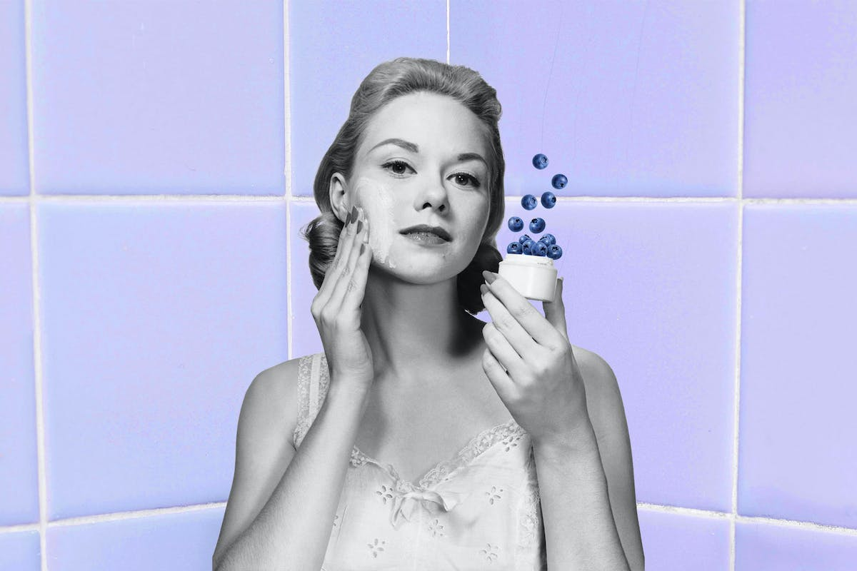 blueberry skincare products roundup