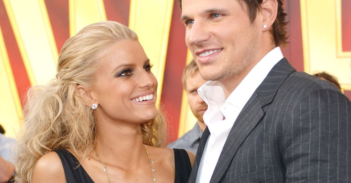 Jessica Simpson just revealed why her first love didn't last, and it's so relatable