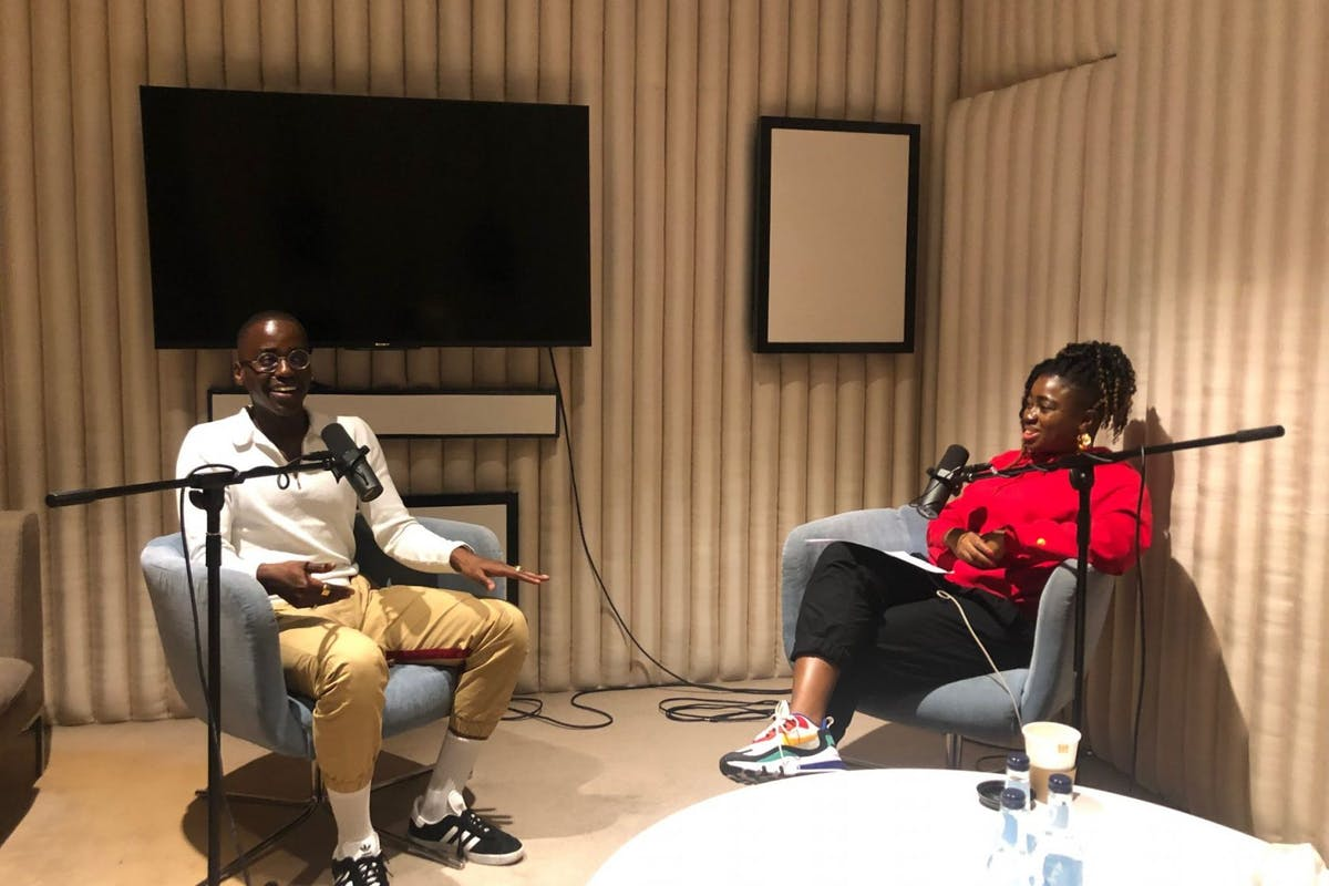 Ncuti Gatwa: This City podcast
