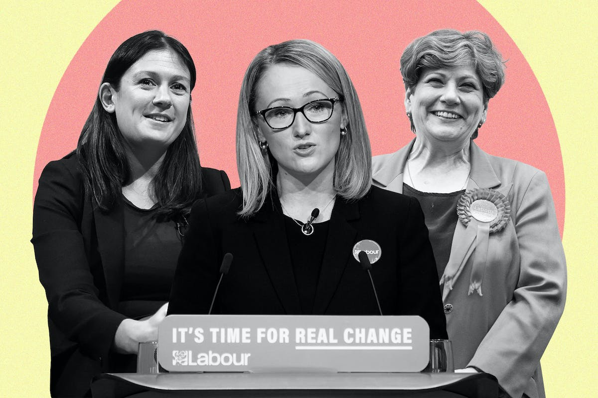 Lisa Nandy, Rebecca Long-Bailey, Emily Thornberry