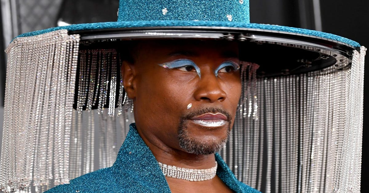 Grammys 2020: Billy Porter wore a motorised hat and now we all want one