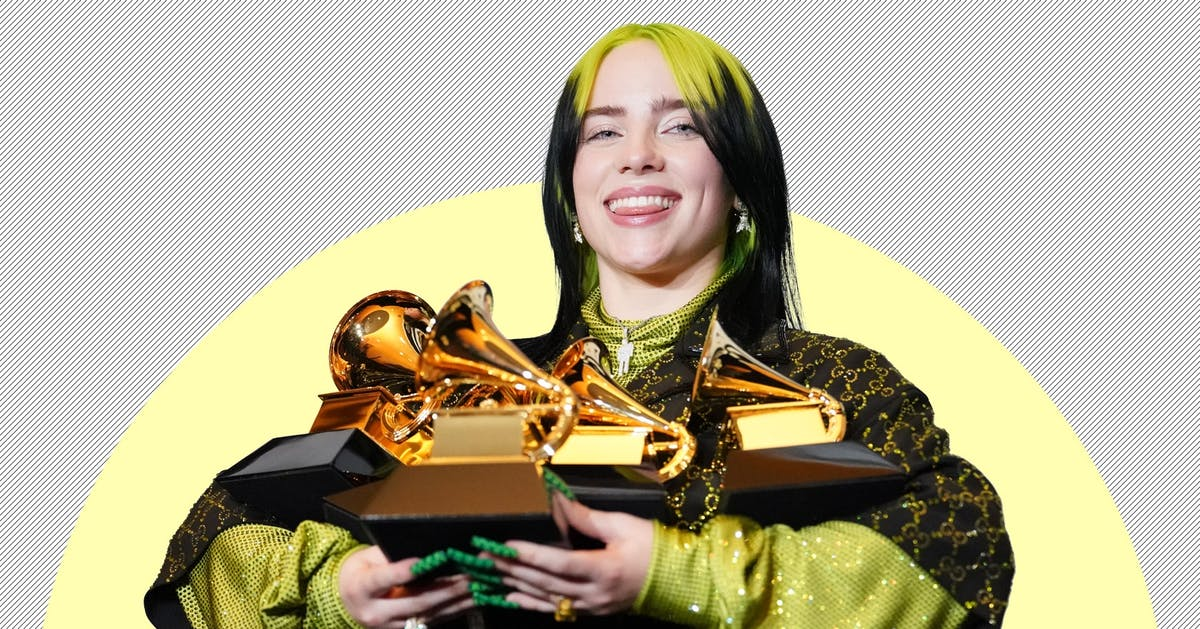 Billie Eilish at the Grammys: the singer's reaction to her success has underlined a major issue