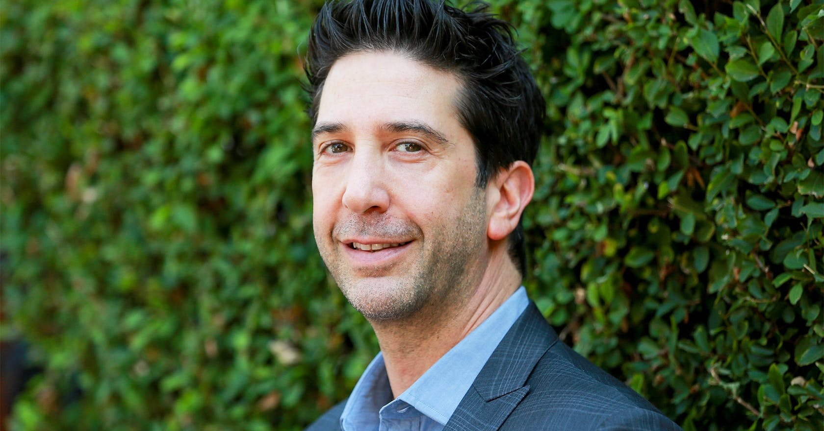 David Schwimmer shares his refreshing take on fatherhood on the Table Manners podcast
