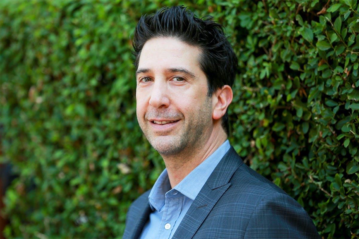 David Schwimmer in 2020