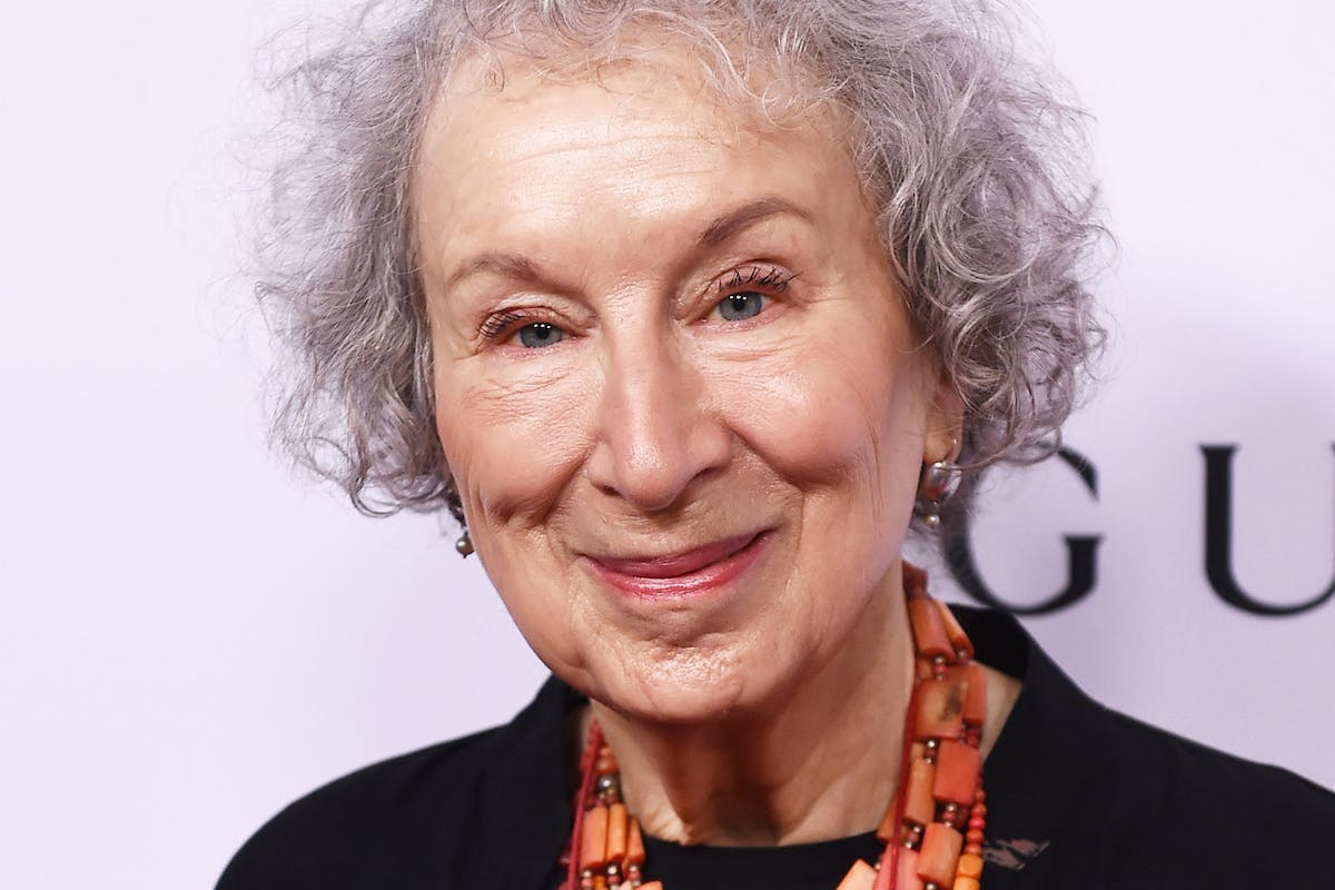 Margaret Atwood, author of The Handmaid's Tale