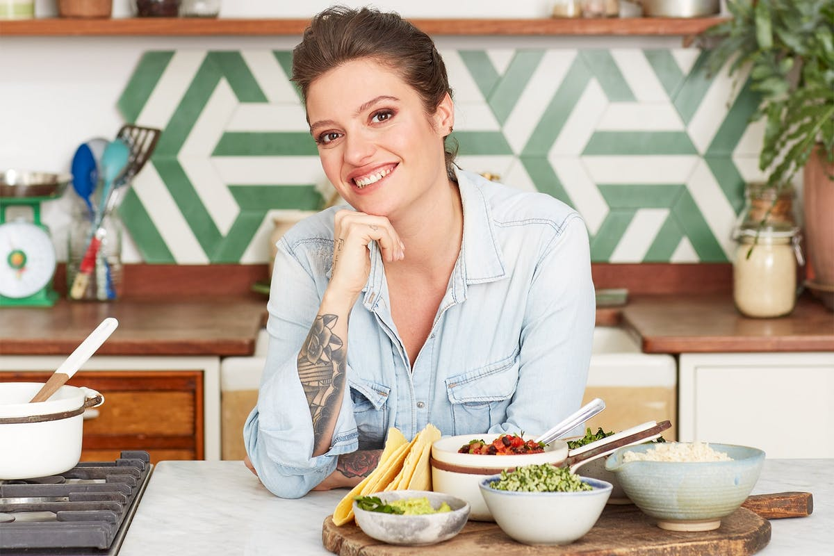Jack Monroe £5 meals This Morning,
