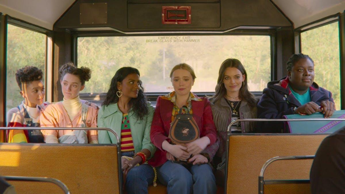 Sex Education season 2: why Aimees bus scenes are so