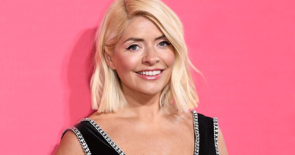 This Holly Willoughby dress just sparked the next SS20 trend