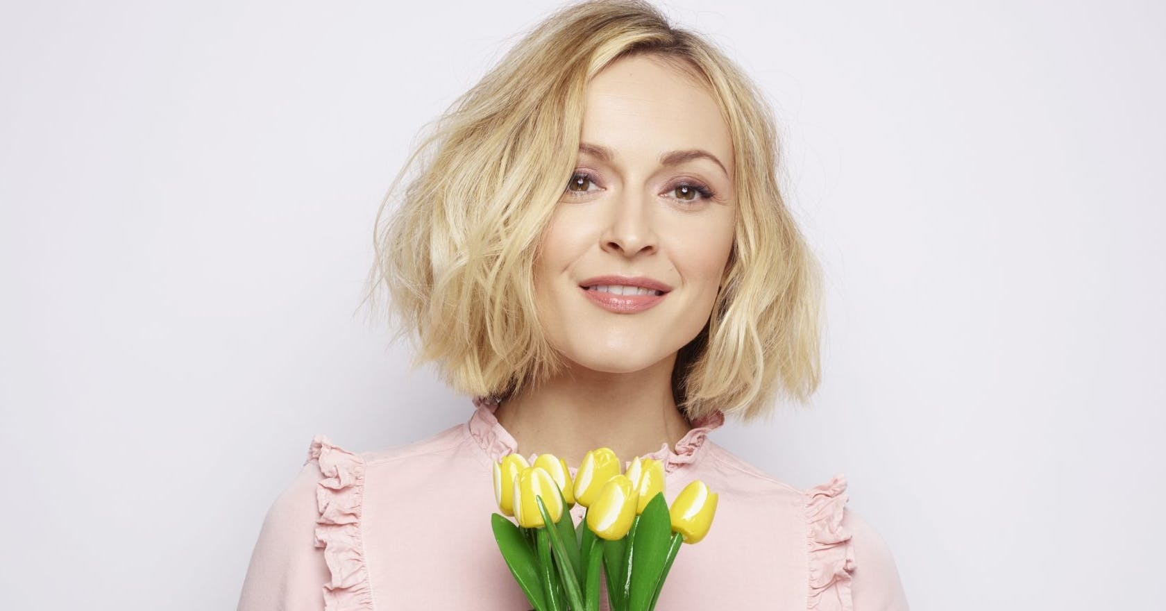 Fearne Cotton is taking this simple approach to quarantine dressing to lift her mood