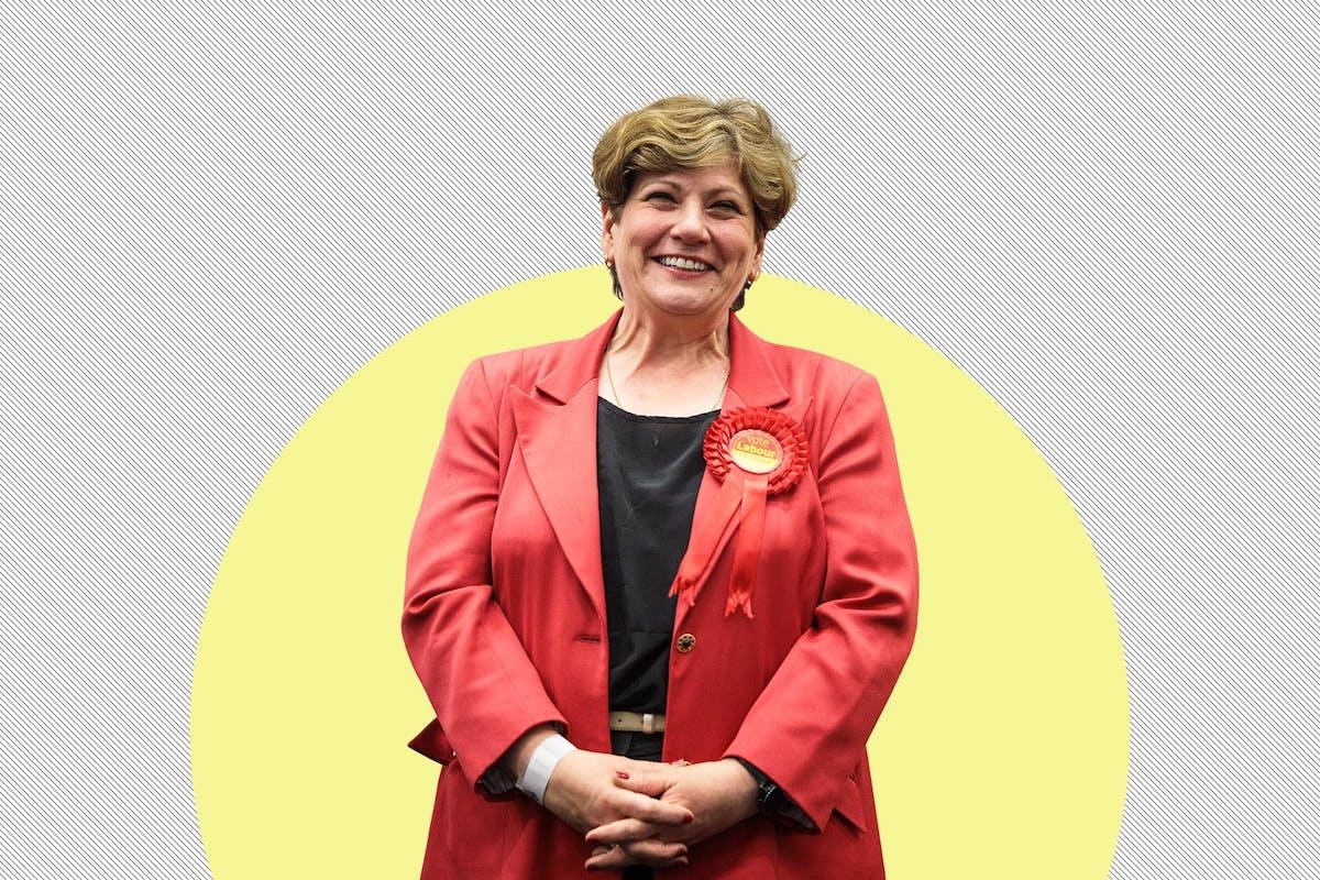 Labour leadership: Emily Thronberry.