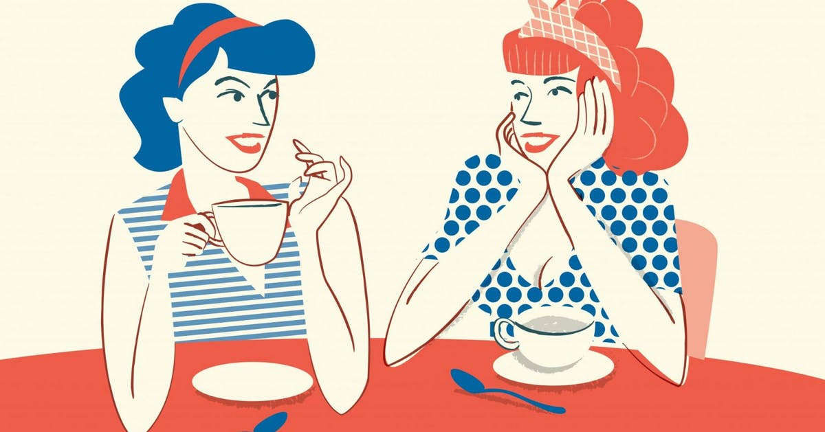 Friendship groups: why is it so hard to maintain friendships as we get older?
