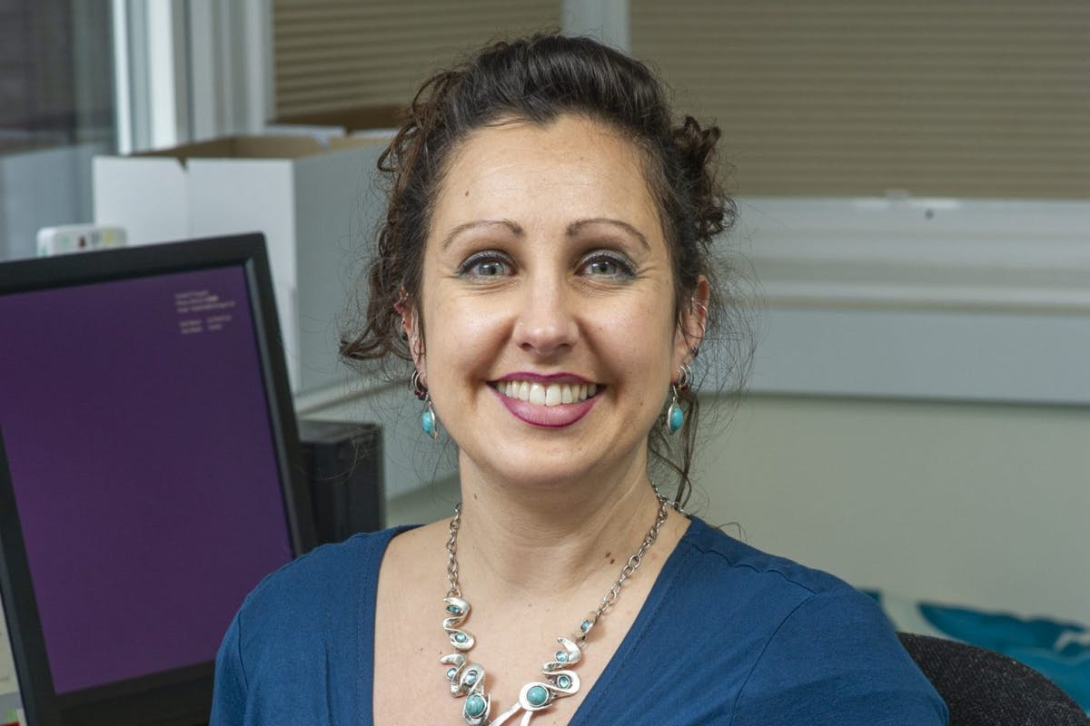 Sleep researcher D Caroline Norton