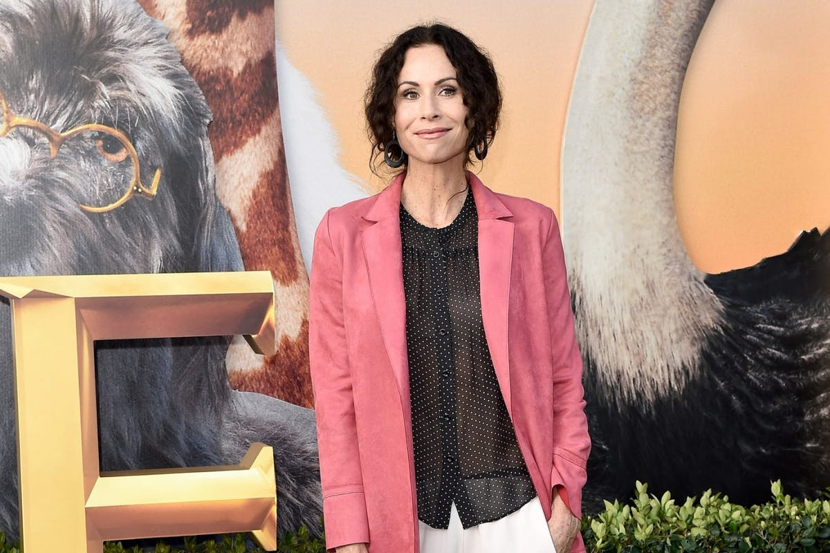 "Minnie Driver attends the premiere of Universal Pictures' ""Dolittle"" at Regency Village Theatre on January 11, 2020 in Westwood, California. (Photo by Axelle/Bauer-Griffin/FilmMagic)"