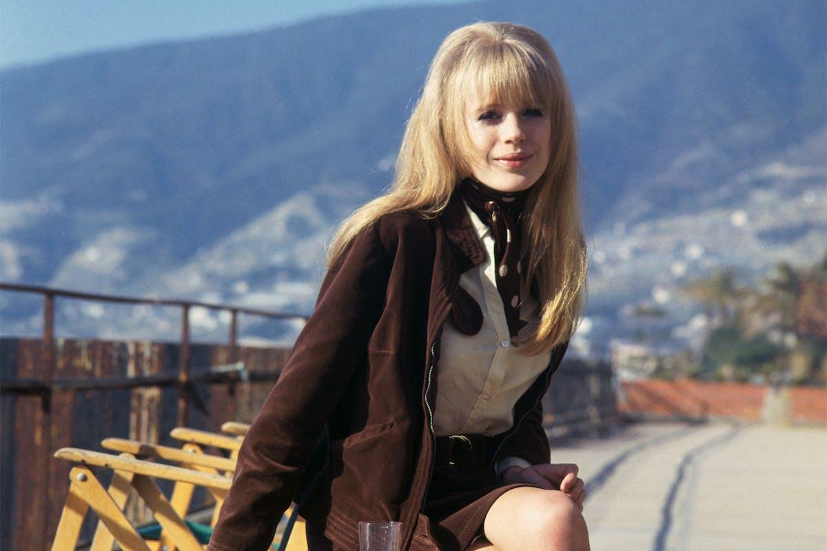 Marianne Faithful movie