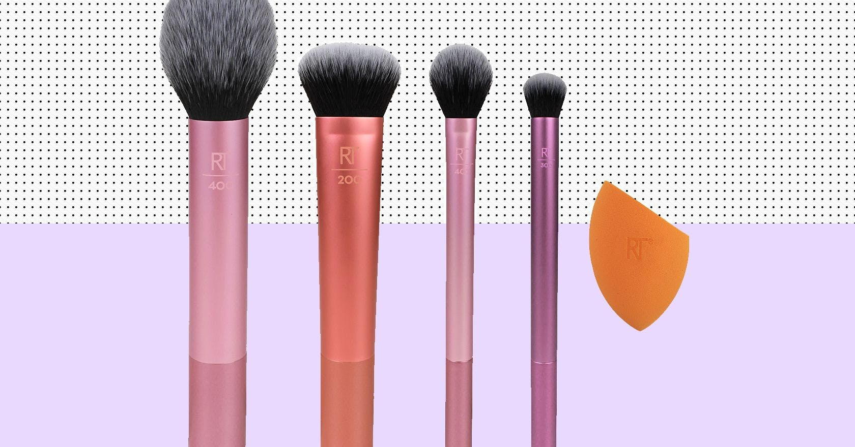 The vegan make-up brushes to update your make-up kit