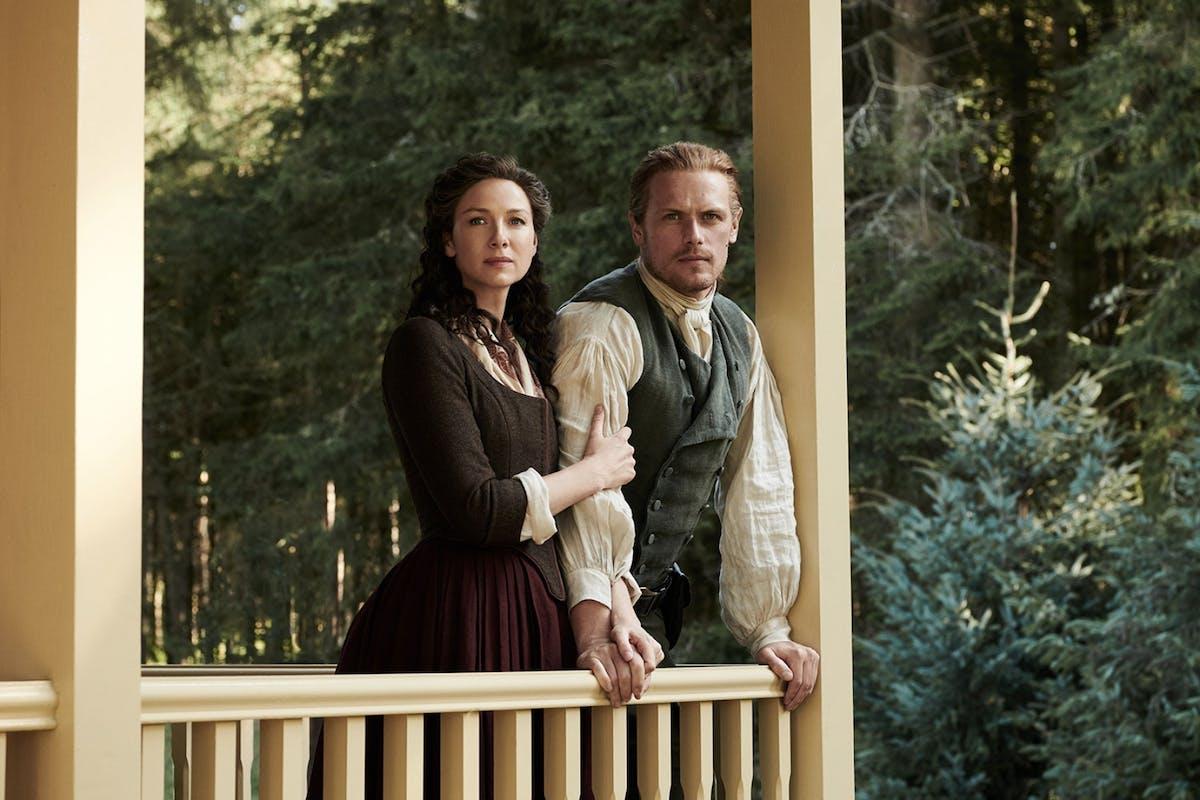 Outlander season 5 epsiode 1.