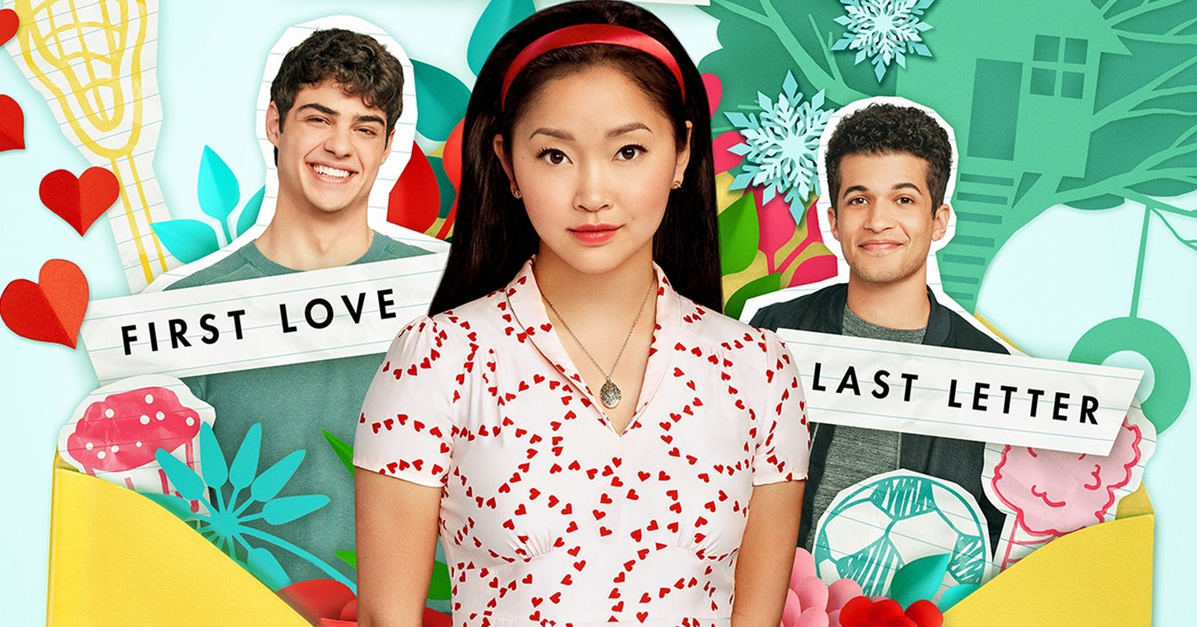 To All The Boys I've Loved Before is more than sweet – it's the most important romcom ever