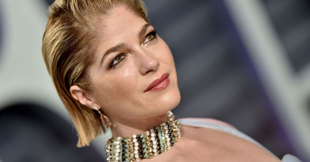 Selma Blair's unfailing optimism in the face of her MS pain is inspiring her followers