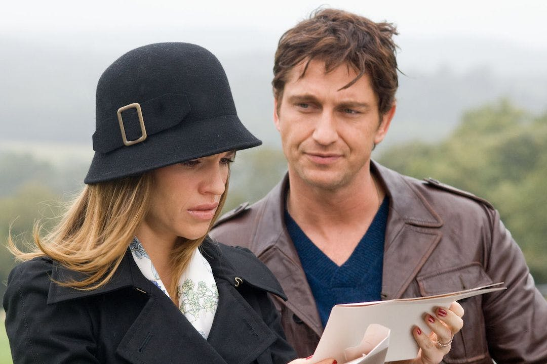 PS I Love You - Hilary Swank and Gerard Butler