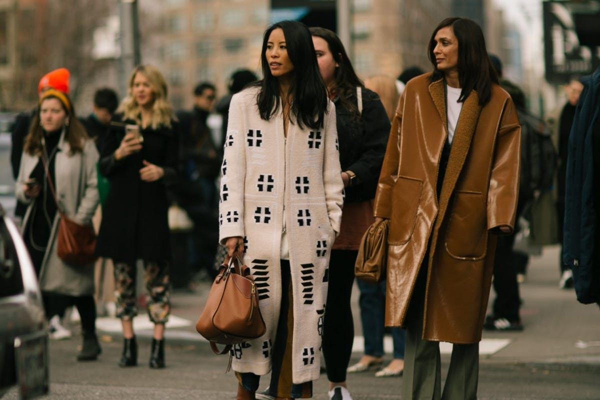 Nyfw Street Style Best Outfits And Looks For Winter 2020