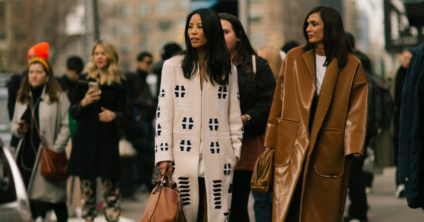 NYFW street style: the stand-out looks from New York Fashion Week