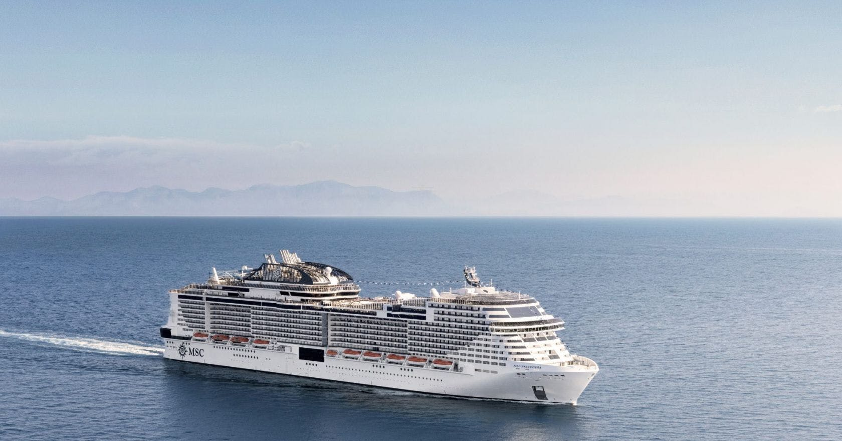 Win a seven-night Mediterranean cruise for two