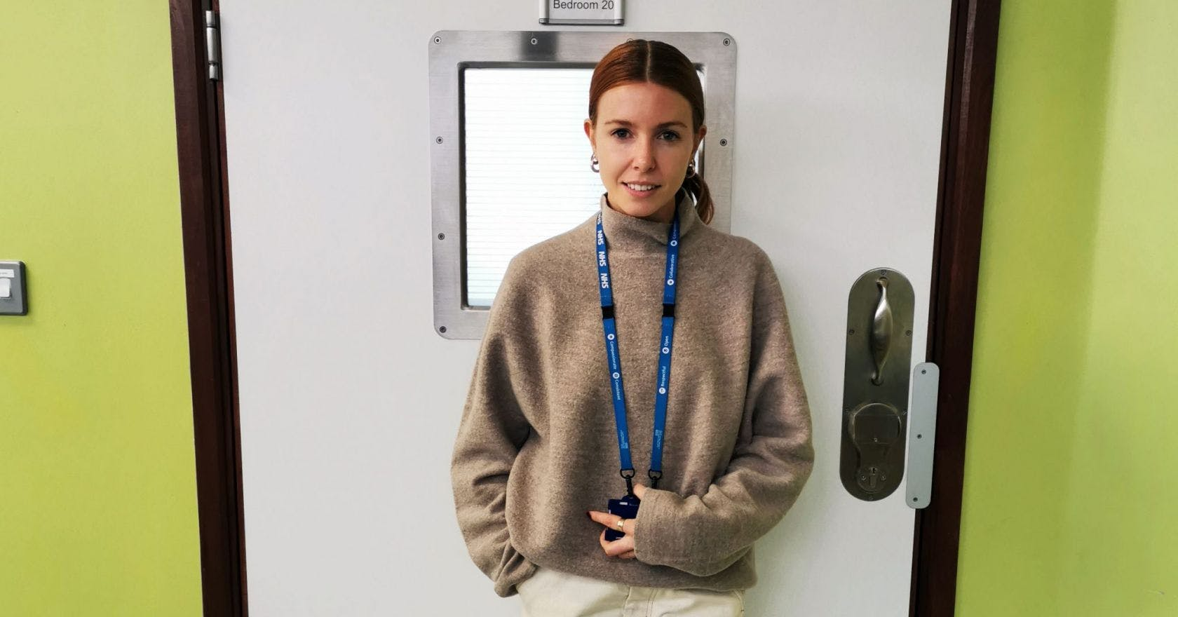 Stacey Dooley's On The Psych Ward reveals reality of being sectioned