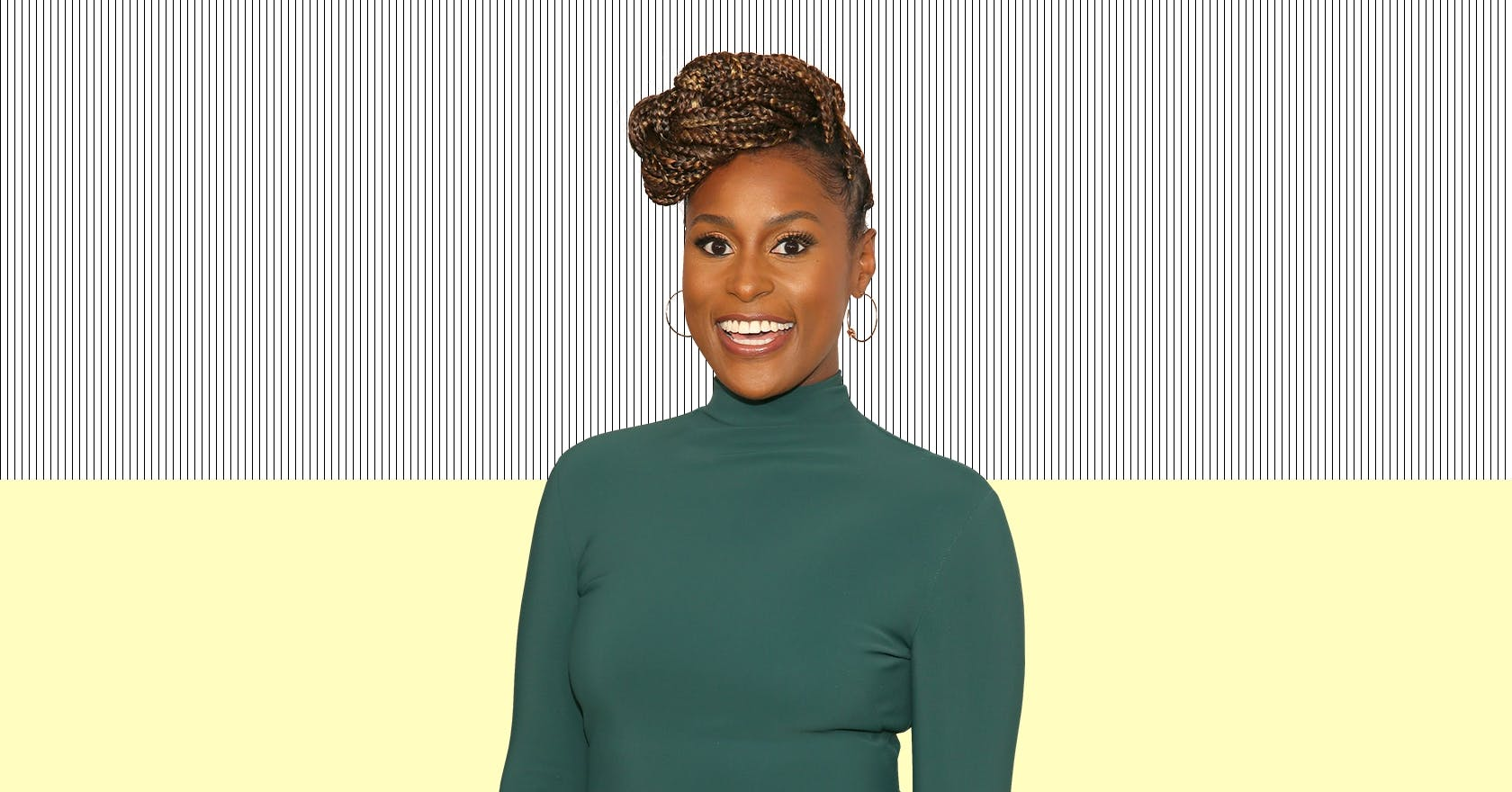 Issa Rae just perfectly summed up why interracial romcoms are so important