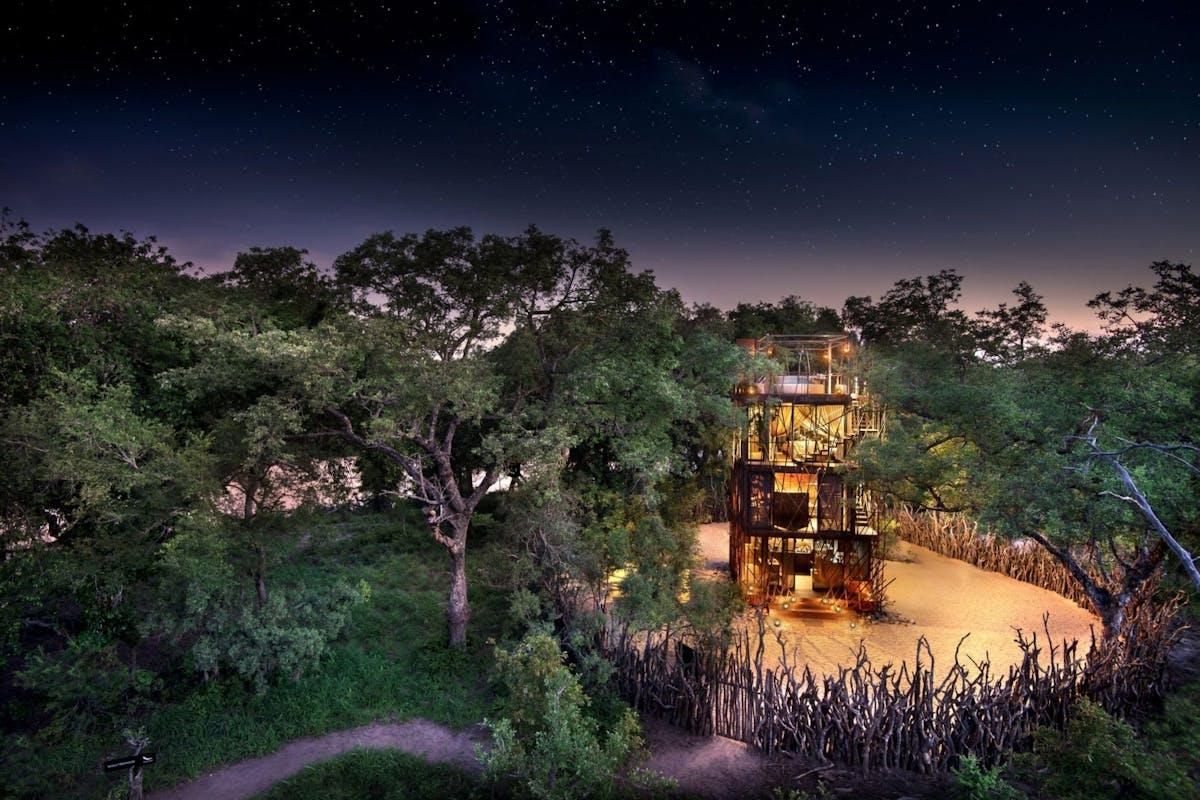 Ngala Treehouse South Africa