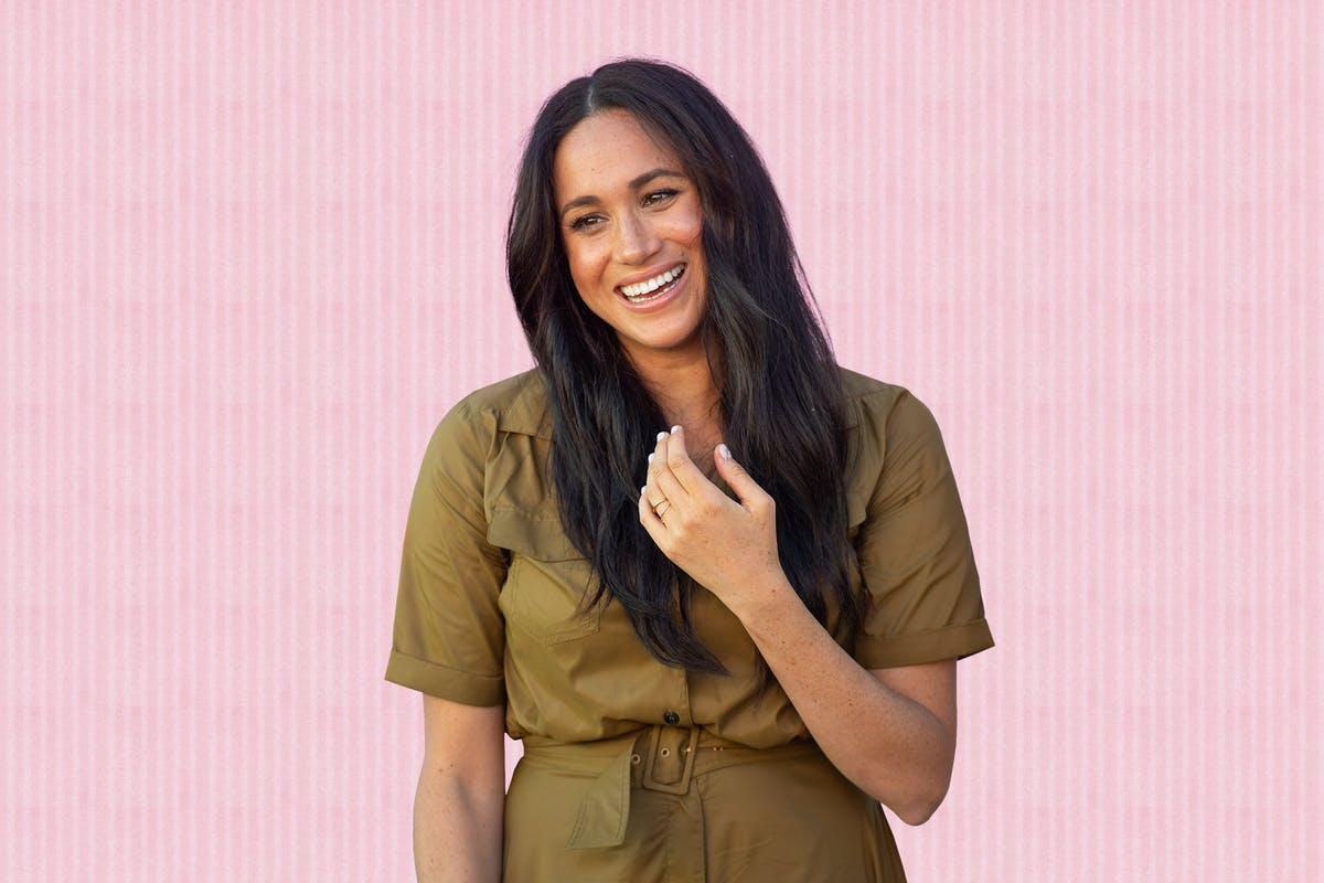 Meghan Markle vows to keep fighting the good feminist fight