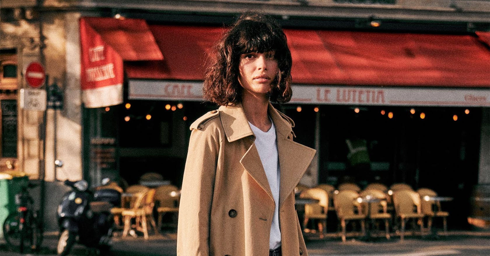 The cult trench coat with 10000 wait list is back