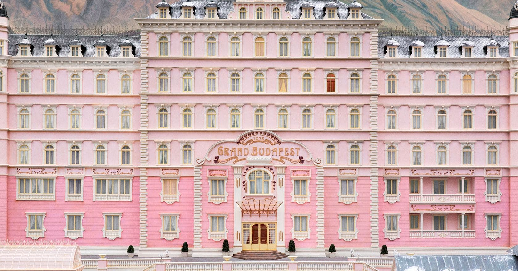 8 pastel homewares for ultimate Wes Anderson decor inspiration