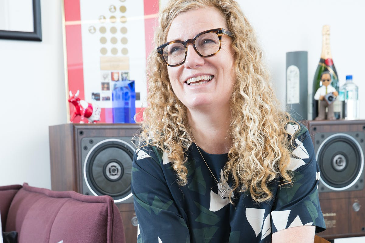Claire Haffenden, director of artist relations and events at Universal Music