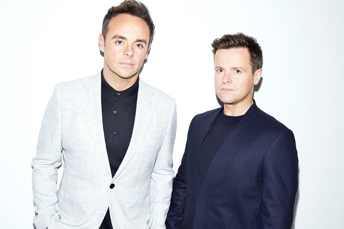 Ant & Dec answer Stylist's existential questions.