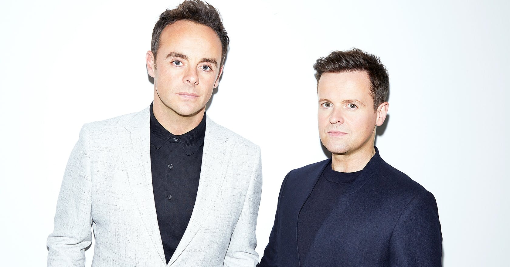 Ant & Dec on the one thing they'd like to be remembered for