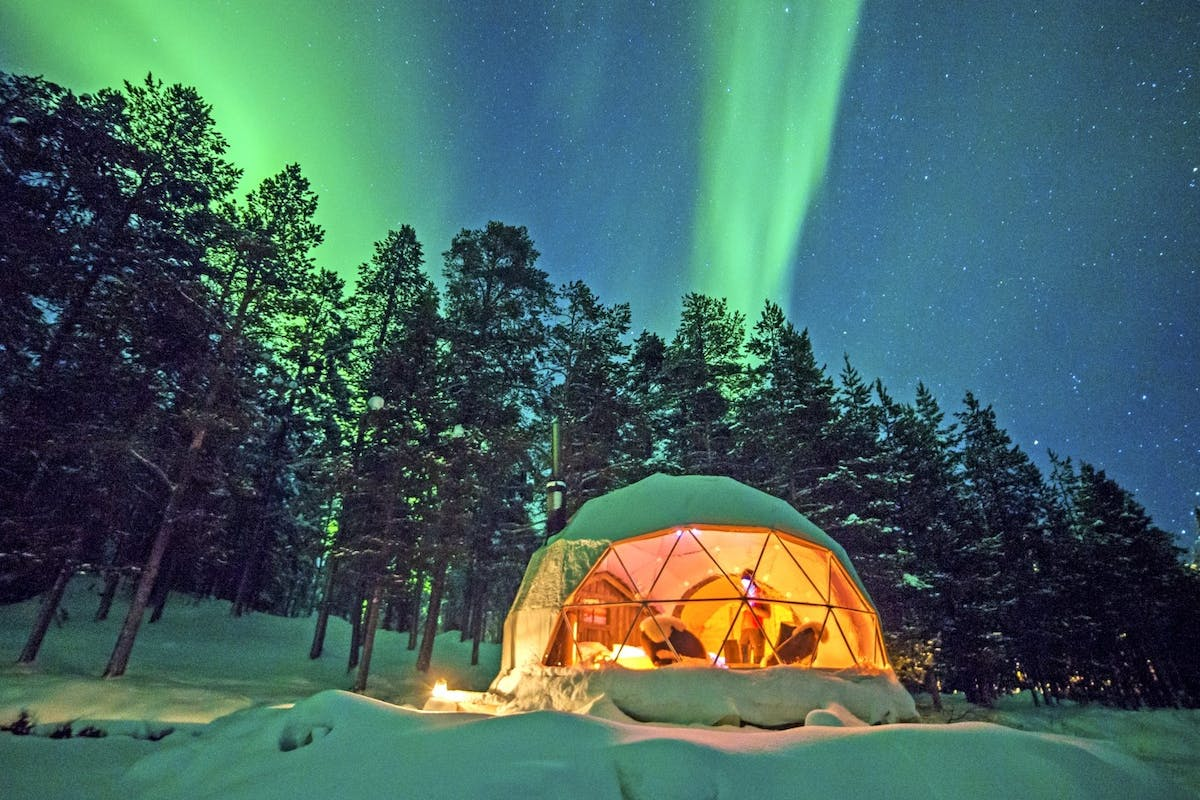 Why Finland is the ultimate solo travel destination.