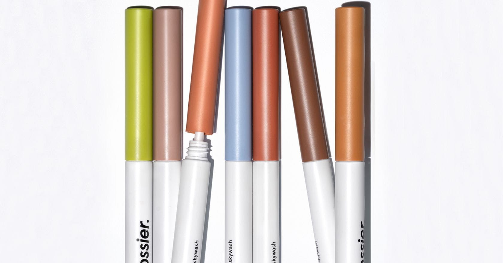 Glossier just dropped seven new long wear eyeshadows – and we're already obsessed