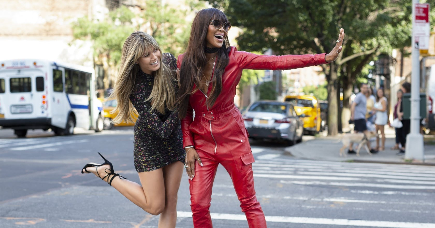 Heidi Klum's new TV fashion competition lets you buy the contestants' designs
