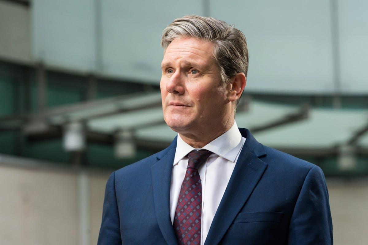 Labour Leadership: Keir Starmer talks to Stylist.