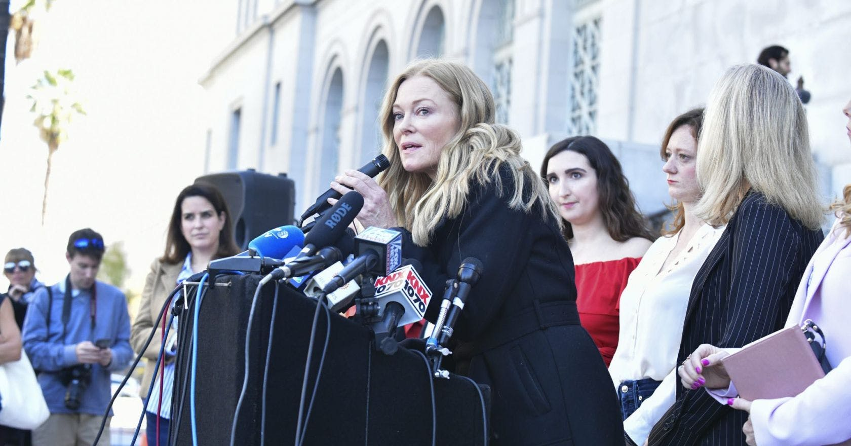 All hail the Silence Breakers: Weinstein truly targeted the wrong women